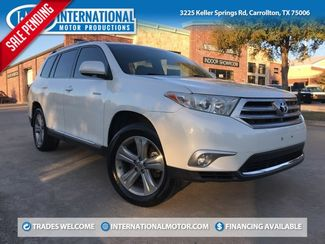 2013 Toyota Highlander Limited in Carrollton, TX 75006