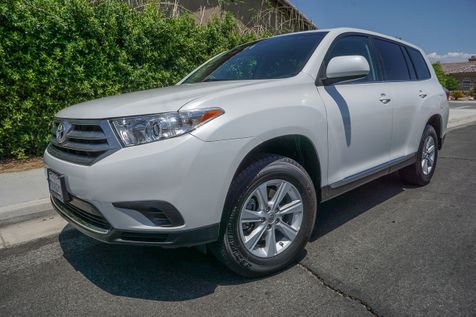 2013 Toyota Highlander  in cathedral city