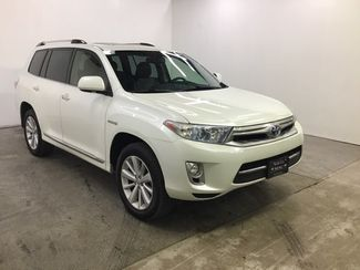 2013 Toyota Highlander Hybrid Limited in Cincinnati, OH 45240