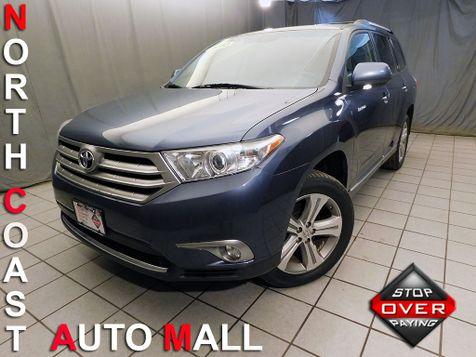 2013 Toyota Highlander Limited in Cleveland, Ohio