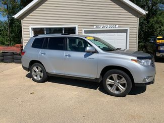 2013 Toyota Highlander Limited in Clinton, IA 52732