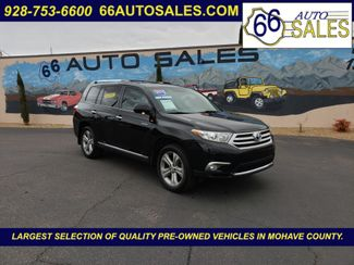 2013 Toyota Highlander Limited in Kingman, Arizona 86401