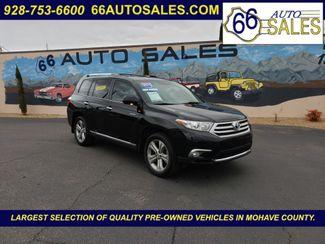 2013 Toyota Highlander Limited in Kingman, Arizona 86401