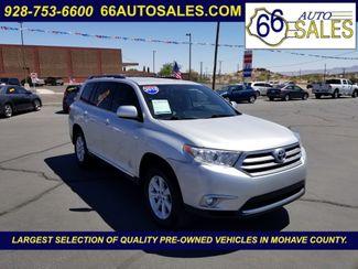 2013 Toyota Highlander Plus in Kingman, Arizona 86401