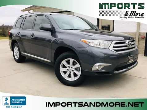 2013 Toyota Highlander SE V6 in Lenoir City, TN
