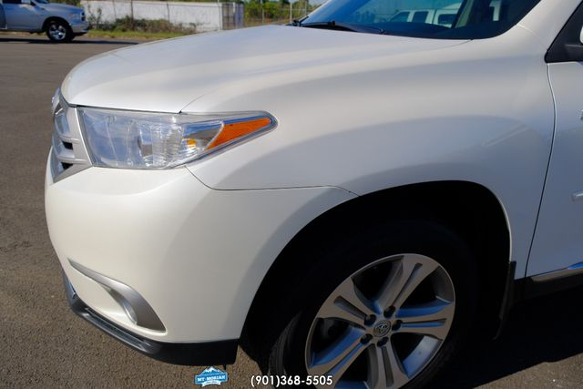 2013 Toyota Highlander Limited in Memphis Tennessee, 38115