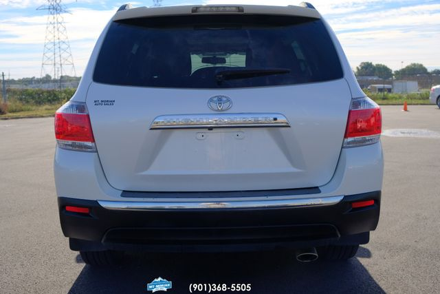 2013 Toyota Highlander Limited in Memphis, Tennessee 38115