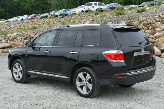 2013 Toyota Highlander Limited 4WD Naugatuck, Connecticut 4