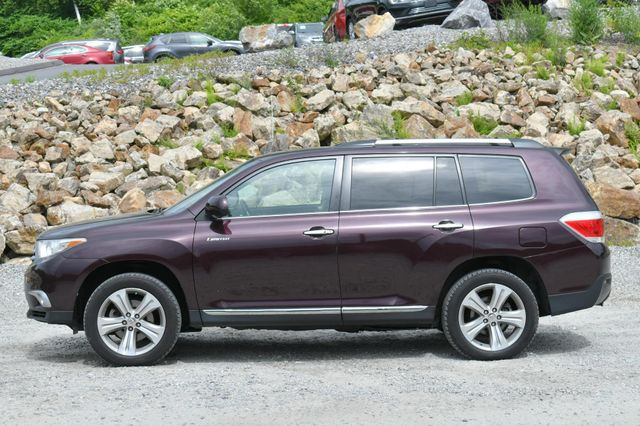 2013 Toyota Highlander Limited 4WD Naugatuck, Connecticut 3