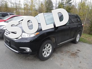 2013 Toyota Highlander Base Newport, VT