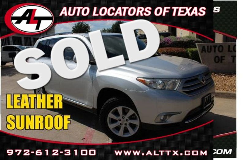 2013 Toyota Highlander SE | Plano, TX | Consign My Vehicle in Plano TX