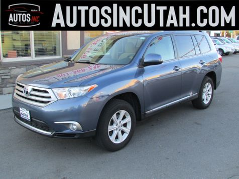 2013 Toyota Highlander Plus 4X4  in , Utah