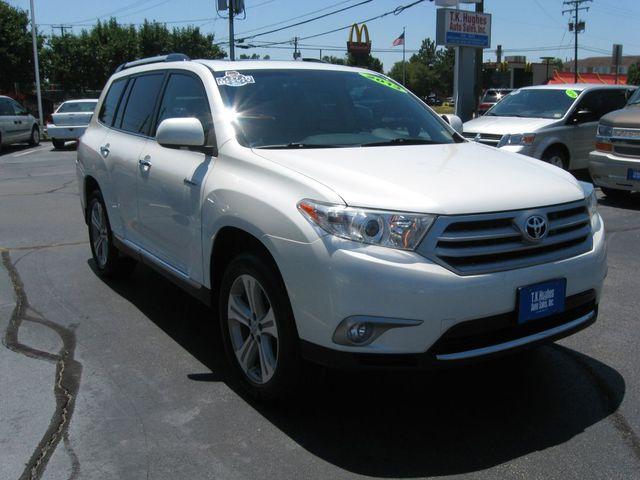 2013 Toyota Highlander Limited AWD Richmond, Virginia 3