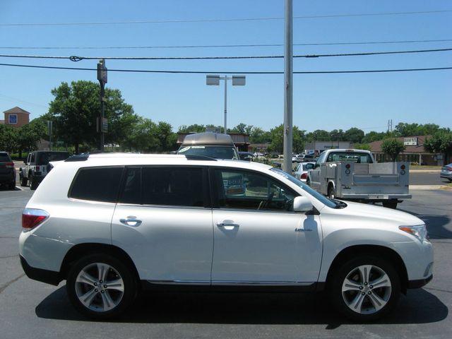 2013 Toyota Highlander Limited AWD Richmond, Virginia 4