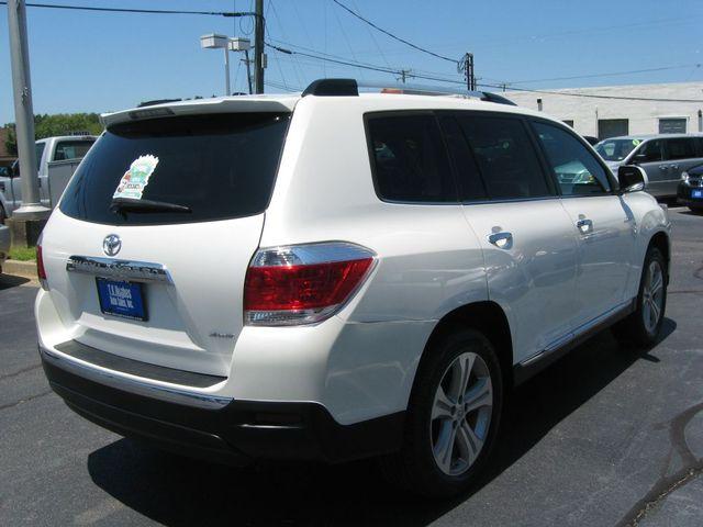 2013 Toyota Highlander Limited AWD Richmond, Virginia 5