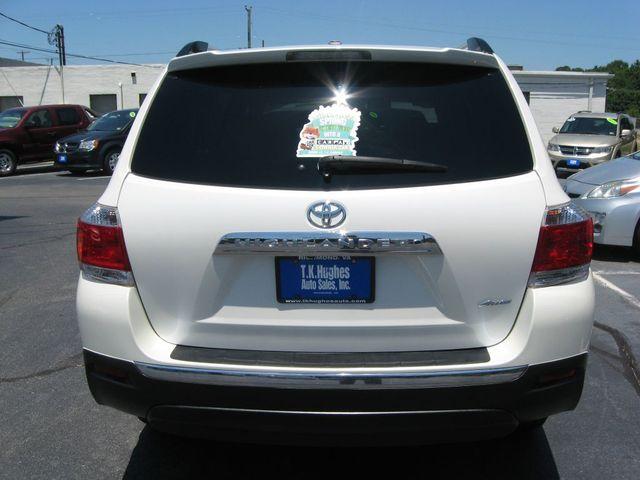 2013 Toyota Highlander Limited AWD Richmond, Virginia 6