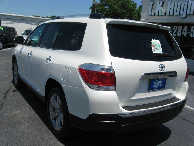 2013 Toyota Highlander Limited AWD Richmond, Virginia 7