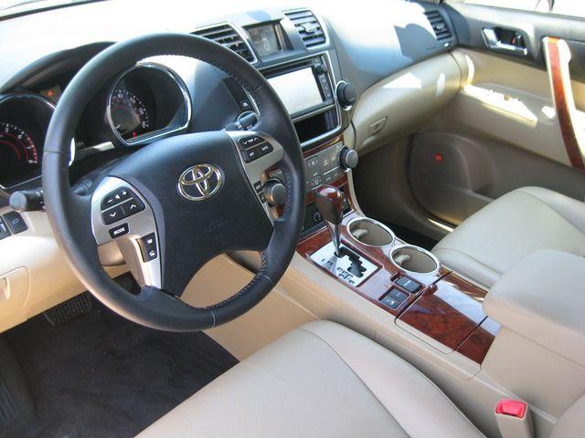 2013 Toyota Highlander Limited AWD Richmond, Virginia 8