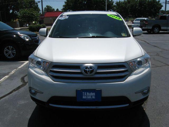 2013 Toyota Highlander Limited AWD Richmond, Virginia 2