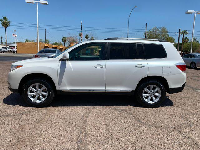 2013 Toyota Highlander SE 4WD 3 MONTH/3,000 MILE NATIONAL POWERTRAIN WARRANTY Mesa, Arizona 1