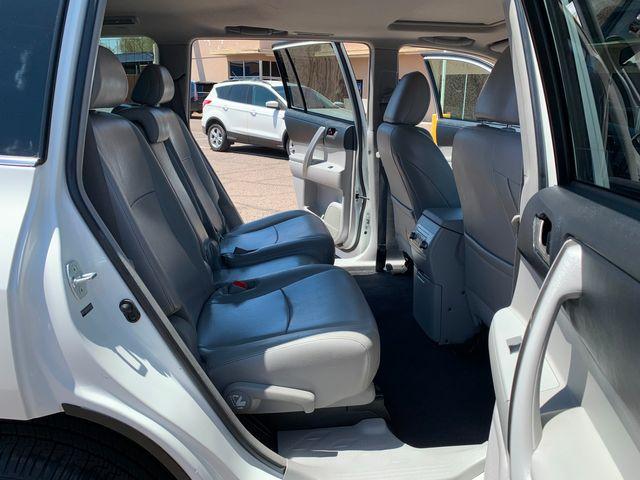 2013 Toyota Highlander SE 4WD 3 MONTH/3,000 MILE NATIONAL POWERTRAIN WARRANTY Mesa, Arizona 13