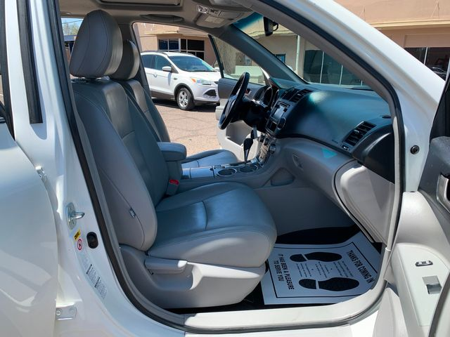 2013 Toyota Highlander SE 4WD 3 MONTH/3,000 MILE NATIONAL POWERTRAIN WARRANTY Mesa, Arizona 14
