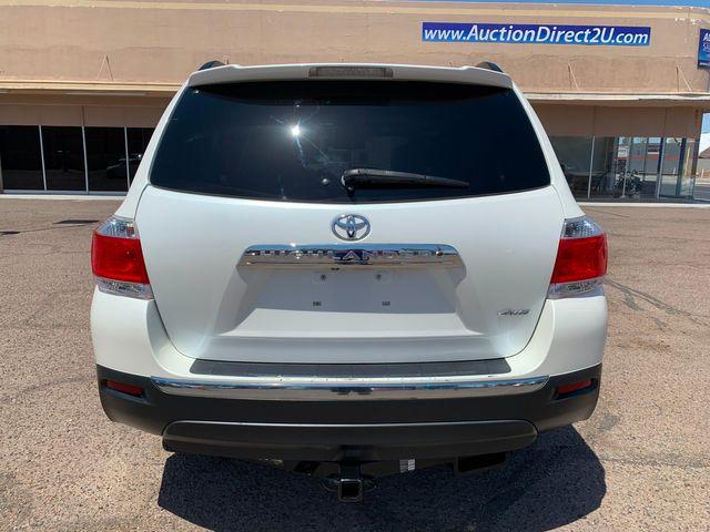 2013 Toyota Highlander SE 4WD 3 MONTH/3,000 MILE NATIONAL POWERTRAIN WARRANTY Mesa, Arizona 3