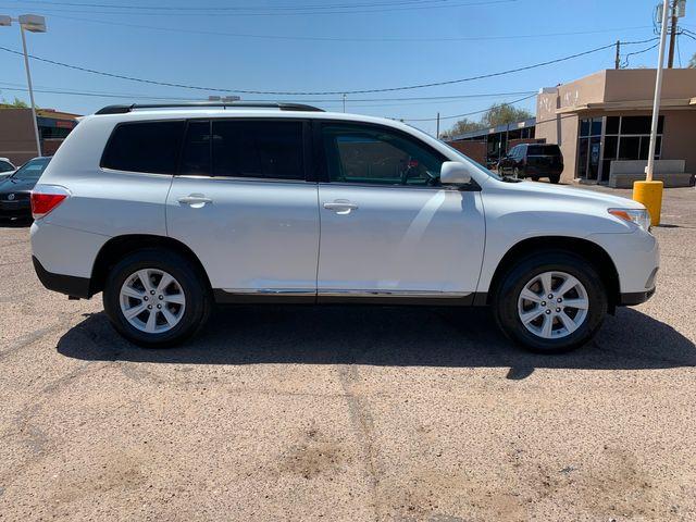 2013 Toyota Highlander SE 4WD 3 MONTH/3,000 MILE NATIONAL POWERTRAIN WARRANTY Mesa, Arizona 5