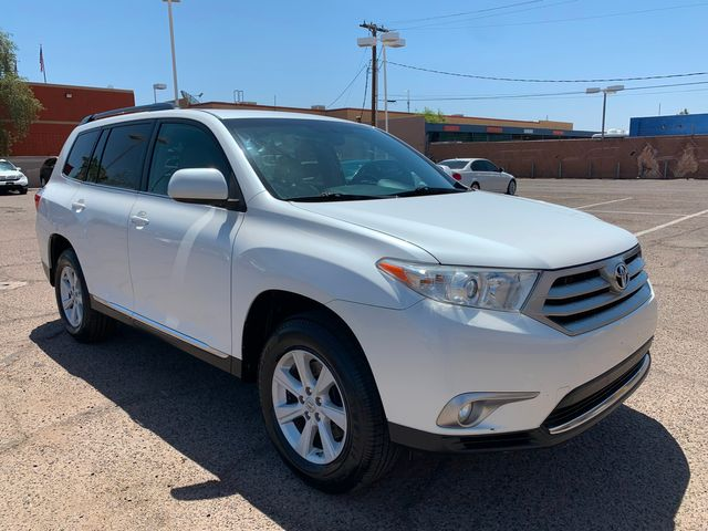 2013 Toyota Highlander SE 4WD 3 MONTH/3,000 MILE NATIONAL POWERTRAIN WARRANTY Mesa, Arizona 6