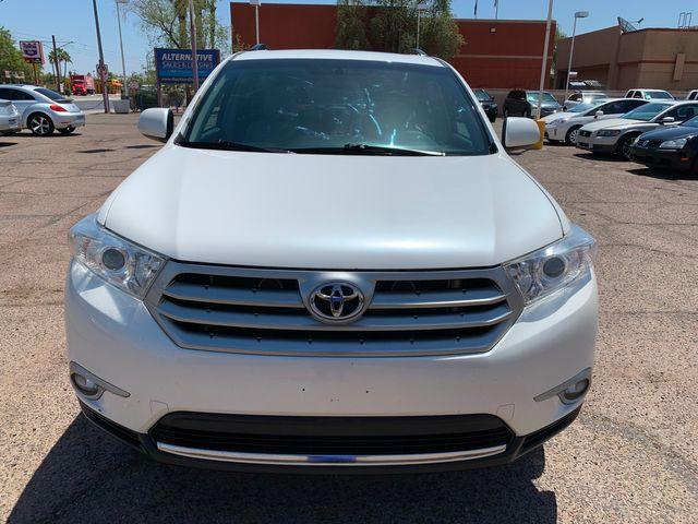 2013 Toyota Highlander SE 4WD 3 MONTH/3,000 MILE NATIONAL POWERTRAIN WARRANTY Mesa, Arizona 7