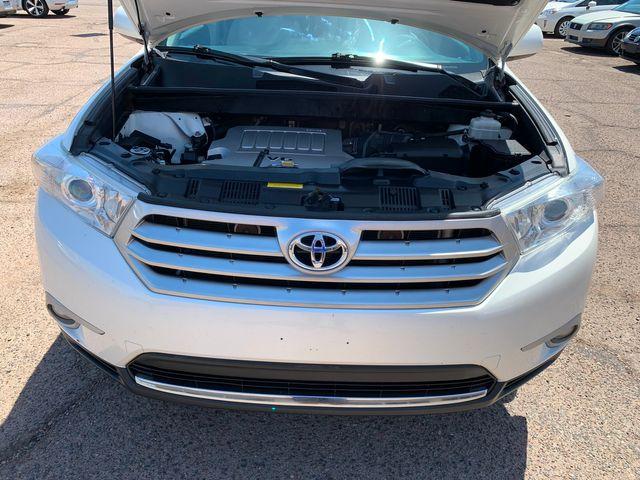2013 Toyota Highlander SE 4WD 3 MONTH/3,000 MILE NATIONAL POWERTRAIN WARRANTY Mesa, Arizona 8