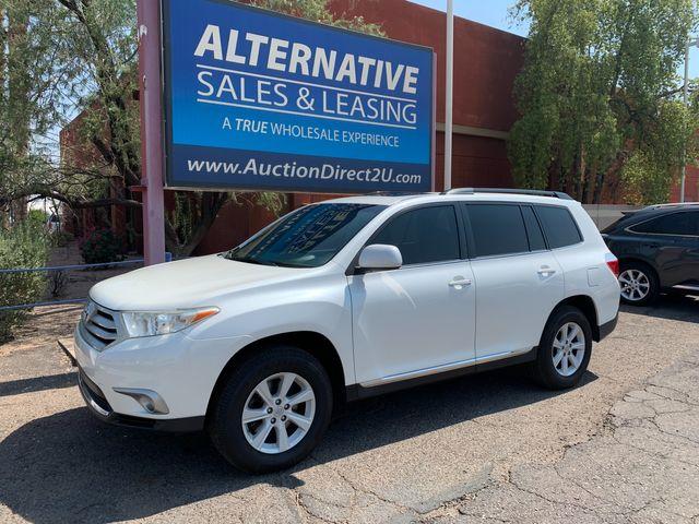 2013 Toyota Highlander SE 4WD 3 MONTH/3,000 MILE NATIONAL POWERTRAIN WARRANTY in Mesa, Arizona 85201