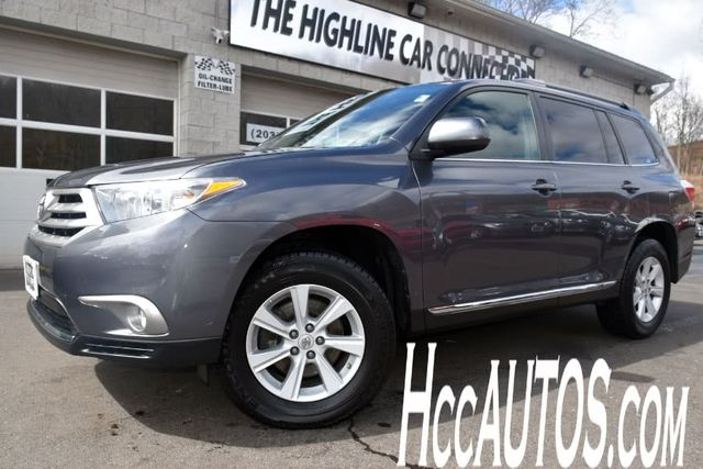 2013 Toyota Highlander 4WD 4dr V6 (Natl) Waterbury, Connecticut