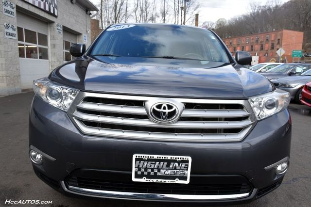 2013 Toyota Highlander 4WD 4dr V6 (Natl) Waterbury, Connecticut 11