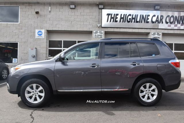 2013 Toyota Highlander 4WD 4dr V6 (Natl) Waterbury, Connecticut 5