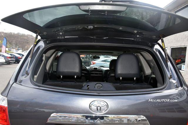 2013 Toyota Highlander 4WD 4dr V6 (Natl) Waterbury, Connecticut 15