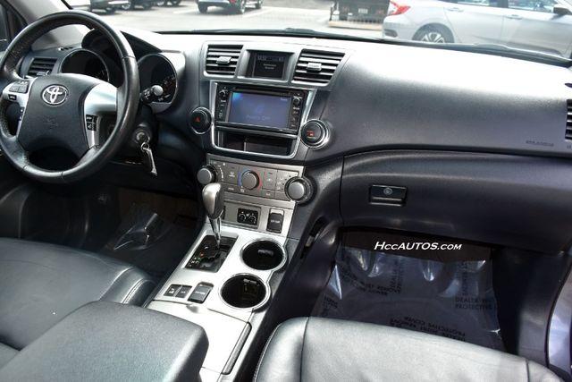 2013 Toyota Highlander 4WD 4dr V6 (Natl) Waterbury, Connecticut 23