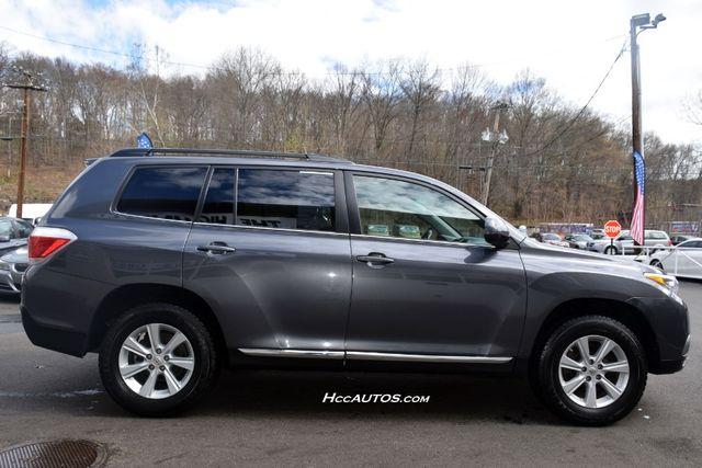 2013 Toyota Highlander 4WD 4dr V6 (Natl) Waterbury, Connecticut 9