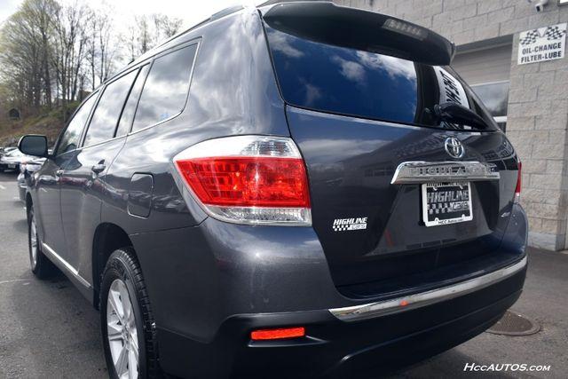 2013 Toyota Highlander 4WD 4dr V6 (Natl) Waterbury, Connecticut 6