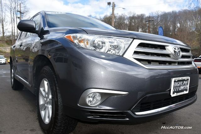 2013 Toyota Highlander 4WD 4dr V6 (Natl) Waterbury, Connecticut 10