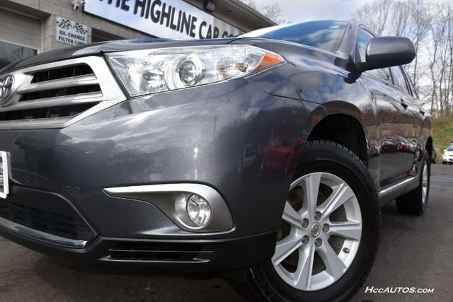 2013 Toyota Highlander 4WD 4dr V6 (Natl) Waterbury, Connecticut 12