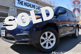 2013 Toyota Highlander 4WD 4dr V6 Waterbury, Connecticut