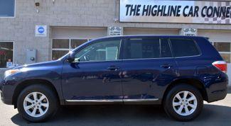 2013 Toyota Highlander 4WD 4dr V6 Waterbury, Connecticut 2