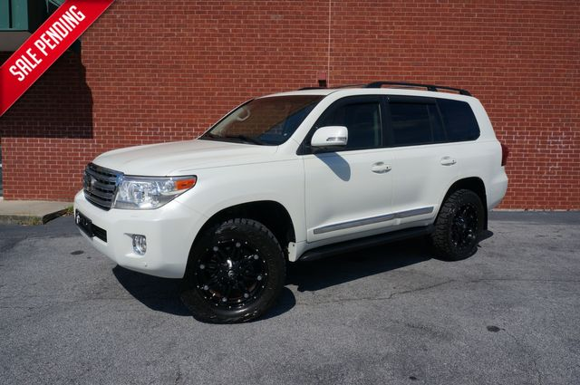 2013 Toyota Land Cruiser LUXURY