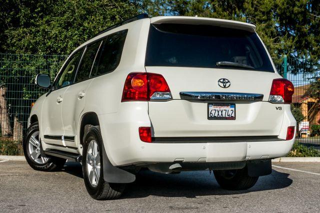 2013 Toyota Land Cruiser - 56K MILES - NAVI - DVD - 3RD ROW Reseda, CA 7
