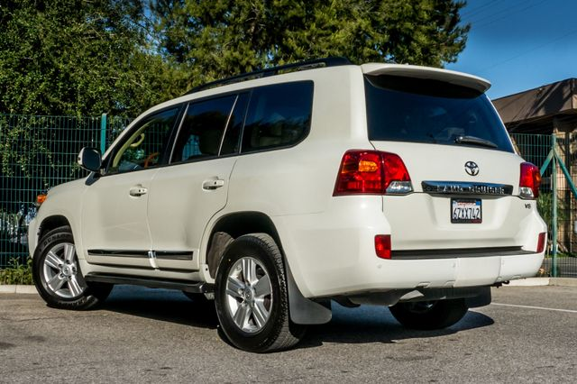 2013 Toyota Land Cruiser - 56K MILES - NAVI - DVD - 3RD ROW Reseda, CA 6