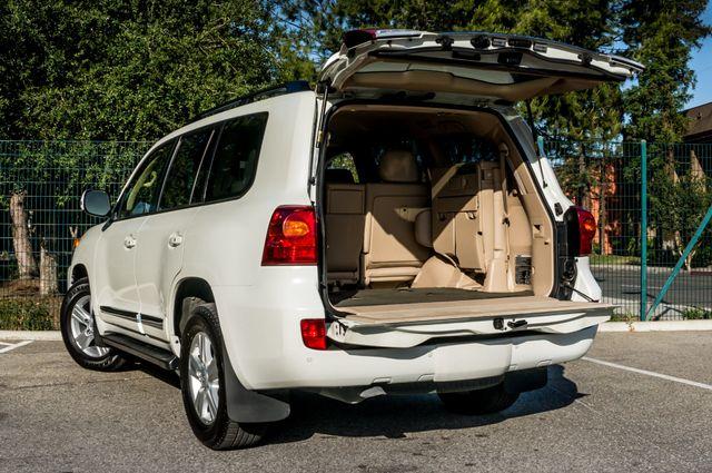 2013 Toyota Land Cruiser - 56K MILES - NAVI - DVD - 3RD ROW Reseda, CA 10