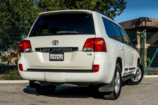 2013 Toyota Land Cruiser - 56K MILES - NAVI - DVD - 3RD ROW Reseda, CA 8