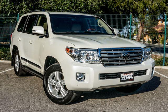 2013 Toyota Land Cruiser - 56K MILES - NAVI - DVD - 3RD ROW Reseda, CA 50