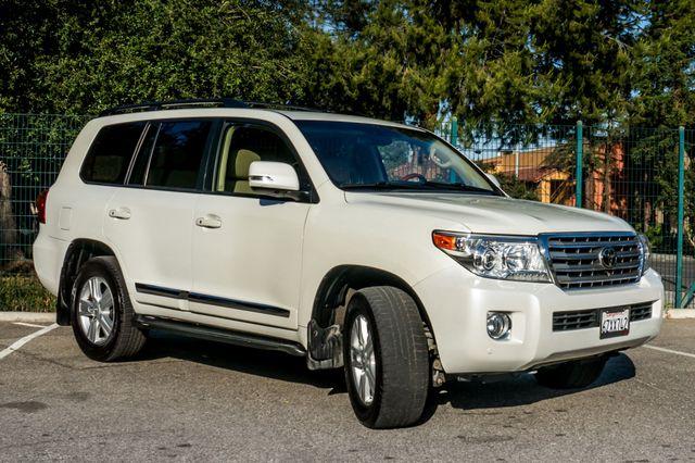 2013 Toyota Land Cruiser - 56K MILES - NAVI - DVD - 3RD ROW Reseda, CA 53